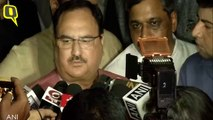 RIP Sushma Swaraj | Sad Incident Not Only For BJP But For The Country: JP Nadda
