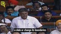 'Political Demonetisation': Congress Slams Govt over Abrogation of Article 370 in Lok Sabha