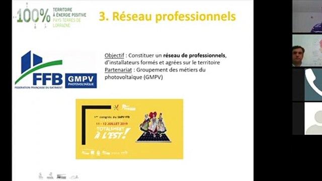 Web-séminaire TEPOS : en Terres de Lorraine, la transition énergétique est l'affaire de tous ! 3/3