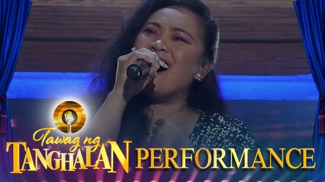 Irene Dela Peña | Paano Kung Wala Ka Na | Tawag ng Tanghalan