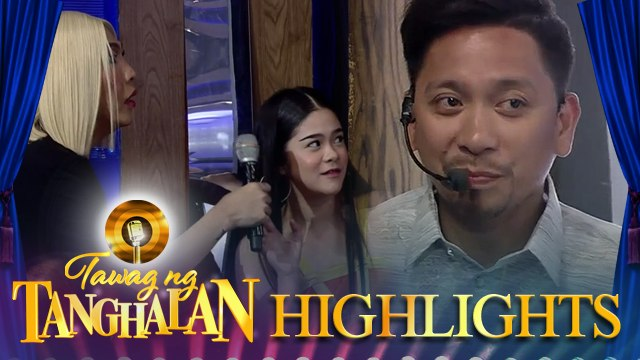 Vice catches Jhong and Sanrio | Tawag ng Tanghalan
