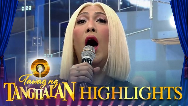 Vice speaks in British accent | Tawag ng Tanghalan