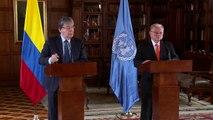 """Enviado especial de ONU pide """"redoblar"""" recursos para migración venezolana"""