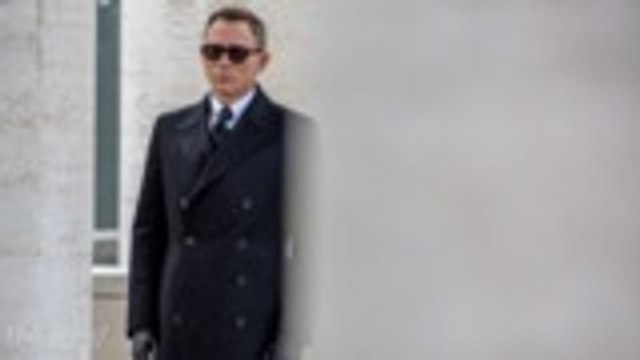 New James Bond Film Has a Title   THR News