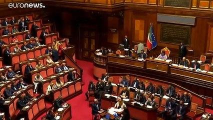 Italie : la fin du gouvernement Conte