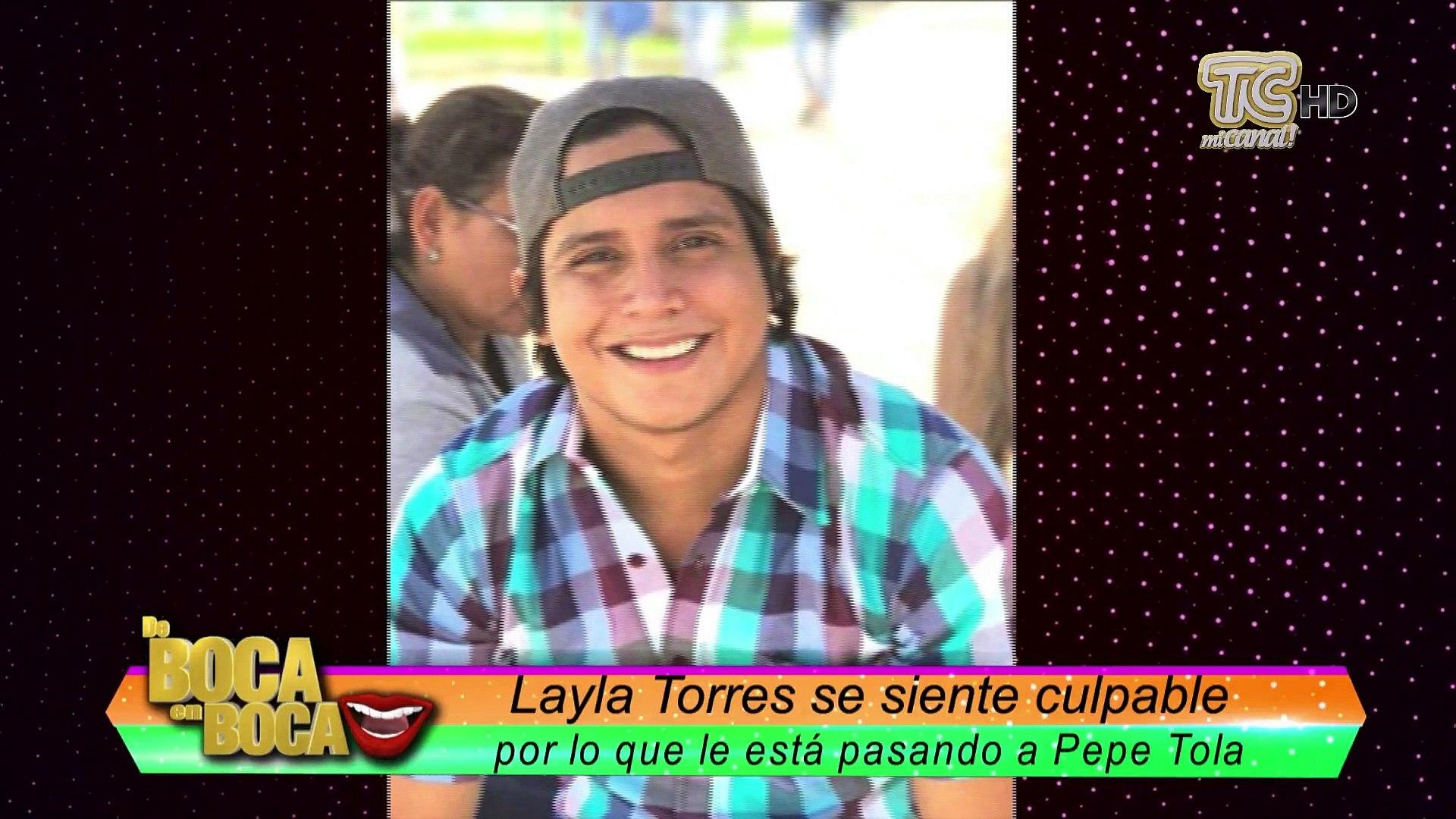 """""""Yo llevé a esa niña"""": Layla Torres rompe el silencio sobre caso de Pepe Tola"""