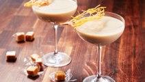 Crème Brûlée Martinis Have A Genius Caramel Hack