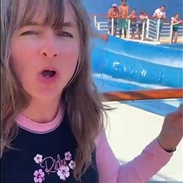 Flowrider Fun on Royal Caribbean's Allure of the Seas