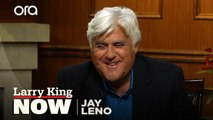 """""""I still have it"""": Jay Leno remembers the first car he bought in LA"""