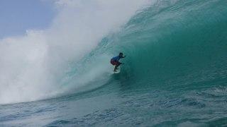 Best Seat In The House | Rip Curl Cup Padang Padang, Bali
