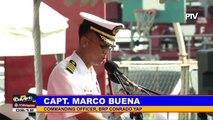 Tinaguriang 'most powerful warship' ng Pilipinas, dumating na sa bansa