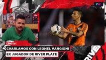 Entrevista a Leonel Vangioni