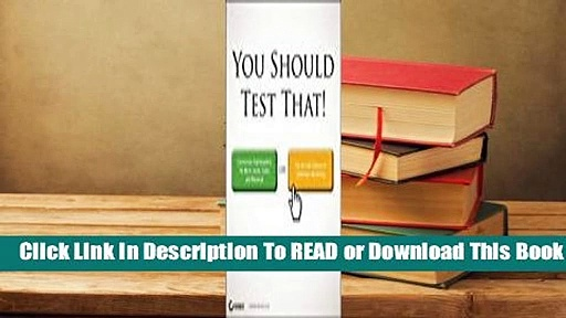 Online You Should Test That: Conversion Optimization for More Leads, Sales and Profit or the Art