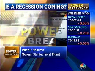 Declining working age group hindering growth, says Ruchir Sharma of Morgan Stanley
