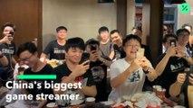 Conozca al streamer de videojuegos más importante de China