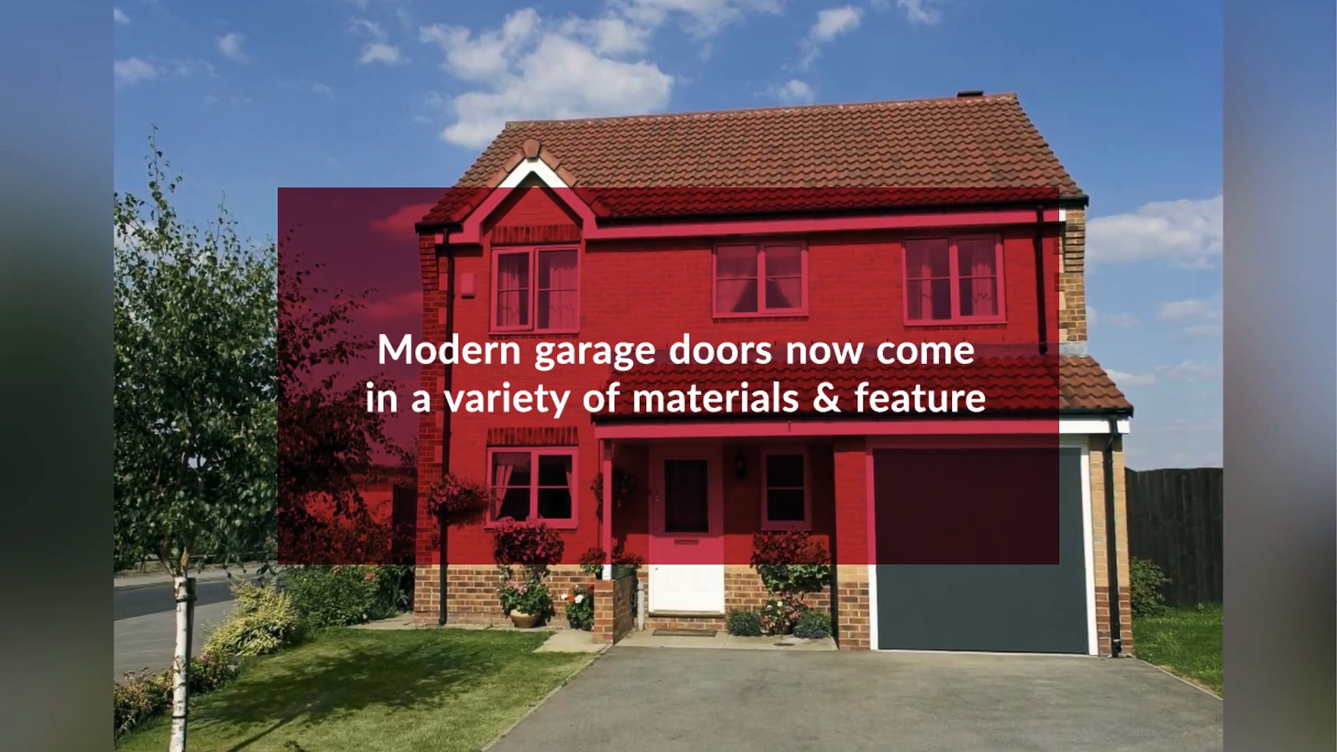Why Repair and Maintenance of Garage Doors Boosts Home Security and Visual Appeal – Garage Door Repair Canada