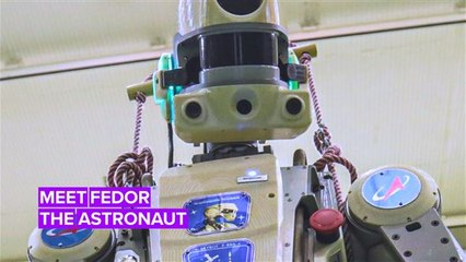 What to know about space robot Fedor before its launch