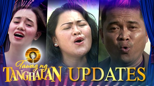 New set of daily contenders are ready to steal the golden microphone   Tawag ng Tanghalan Update
