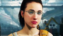 DEATH STRANDING _Margaret Qualley Mama_ Bande Annonce (2019) PS4