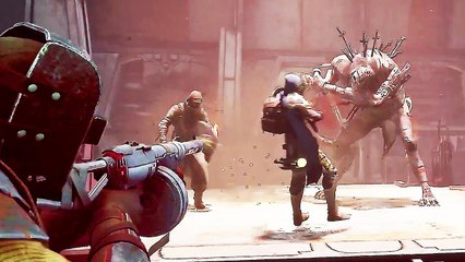 REMNANT FROM THE ASHES Bande Annonce de Gameplay (2019) PS4 _ Xbox One _ PC