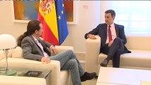 """El PSOE tacha de """"inviable"""" la última propuesta de Podemos."""