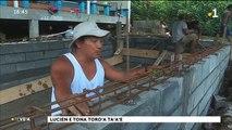 TH : Lucien, artisan pisciniste de la presqu'île