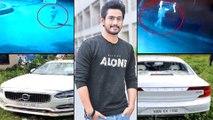 Raj Tarun Road Mishap Is Having A Lot Of Twists!! || Filmibeat Telugu