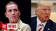 Mocked for Greenland, Trump cancels Denmark trip