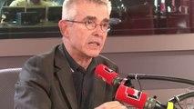 """Yves Veyrier, sur la réforme des retraites : """"Je ne souhaite pas la grève, la paralysie. Je souhaite être entendu, mais si nous n'avons pas d'autres moyens que d'aller à la grève alors FO y est prête """""""