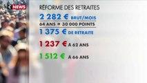 La réforme des retraites au programme de la rentrée du gouvernement