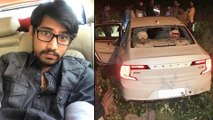 Actor Raj Tarun Releases A Letter Of Explanation About Road Mishap Incident || Filmibeat Telugu