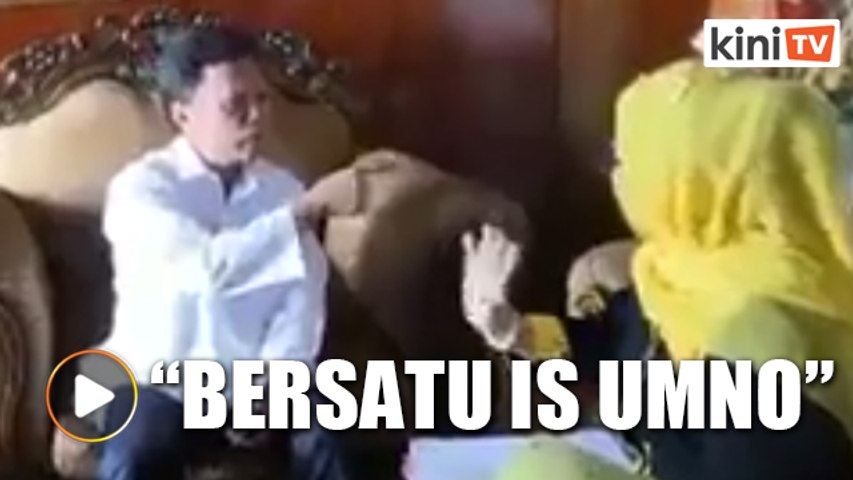 Shafie expected to address 'Bersatu is Umno' viral video tomorrow