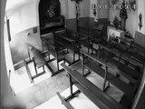 4 touristes volent un crucifix de Jésus dans une église en espagne !