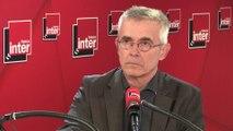 """Yves Veyrier, sur la réforme des retraites : """"S'il n'y a pas d'autre moyen, FO est prête à aller à la grève"""""""