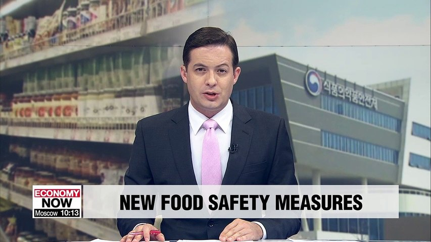 S. Korea to double safety inspections on 17 food items imported from Fukushima region