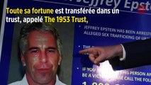 Le mystérieux testament de Jeffrey Epstein