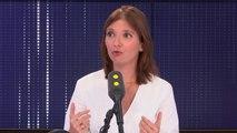 """Sécurité : """"On fait un très mauvais procès"""" à Christophe Castaner assure Aurore Bergé"""