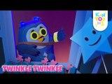 Bedtime Lullabies - Twinkle Twinkle Little Star | Nursery Rhymes & Baby Songs | KinToons