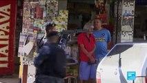 Explosion du nombre de violences policières à Rio de Janeiro