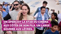 """VIDÉO. Angelina Jolie, fière de son fils Maddox qui rentre à l'université : """"J'essaye de ne pas pleurer"""""""
