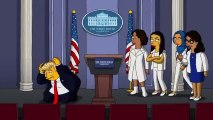 The West Wing Story - The Simpsons