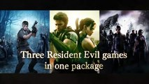 Resident Evil Triple Pack - Nintendo Switch (Trailer)