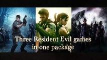 Resident Evil Triple Pack - Nintendo Switch (Trailer)