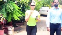 Watch Malaika Arora After Her Gym Session in Bandra