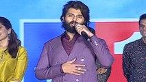 Vijay Devarakonda Speech At Kousalya Krishnamurthy Movie Pre Release Event || Filmibeat Telugu