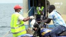RDC: l'eau du lac Kivu essentielle pour freiner la propagation d'Ebola à Goma