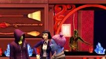 Les Sims 4 : bande-annonce du pack de jeu Monde Magique