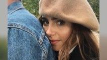 Lily Collins dating Emilia Clarke's ex