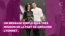 """PHOTO. Alizée fête ses 35 ans : le tendre message de sa """"moitié"""" Grégoire Lyonnet pour son anniversaire"""