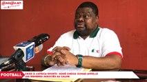 Crise à l'Africa Sports :  Koné Cheik Oumar appelle les membres associés au calme